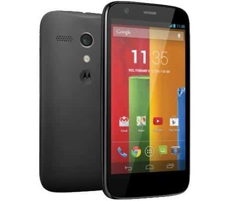 How to Restore Moto G to Stock