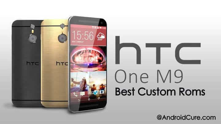 Best Roms for HTC One M9