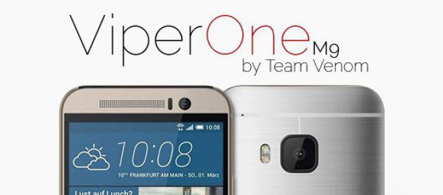 Photo of ViperOneM9 Custom ROM for HTC One M9 – Fast, stable and smooth!