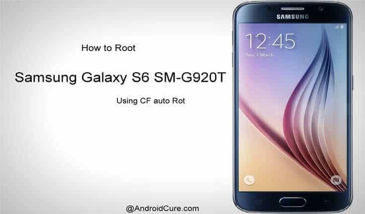 root Samsung Galaxy S6 SM-G920T