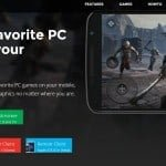 stream and play PC games on Android