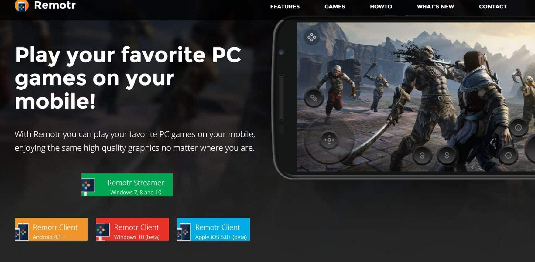 how to install games on mobile through pc