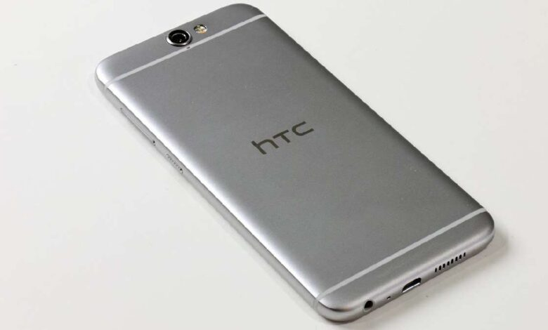 How to reset HTC One A9