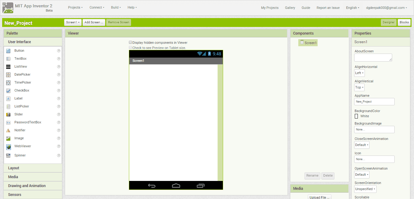 Photo of MIT App Inventor : Android app maker review