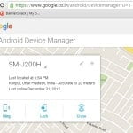How to ring your android device remotely from your laptop