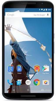 install CyanogenMod 13 Rom on Google Nexus 6