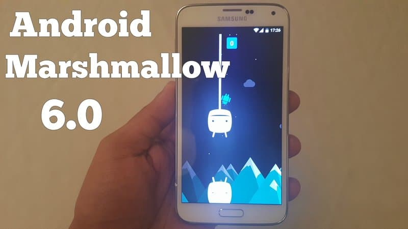 Android 6.0 Marshmallow Roms for Samsung Galaxy S4