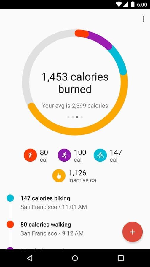 Google-fitness