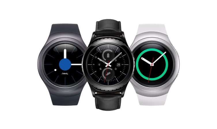 Samsung Gear S2 Display