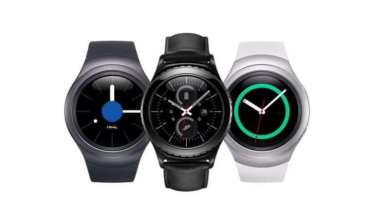Samsung Gear S2 Display