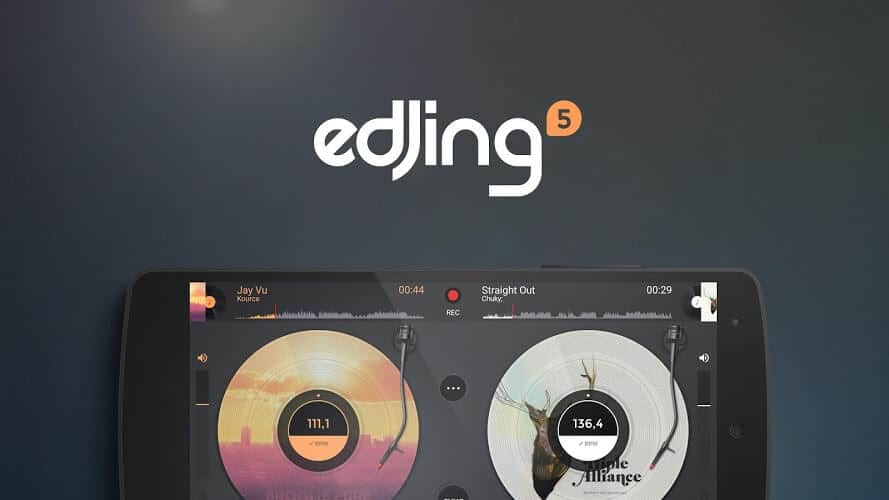 edjing Music Mixer Studio