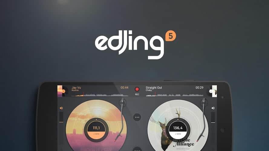 edjing Music Mixer Studio