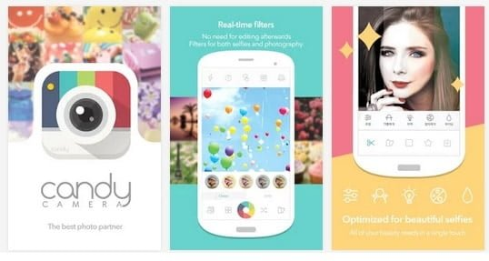 5 Best selfie apps for android for better sefies