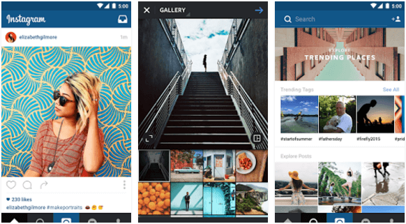 Instagram Android Apps on Google Play
