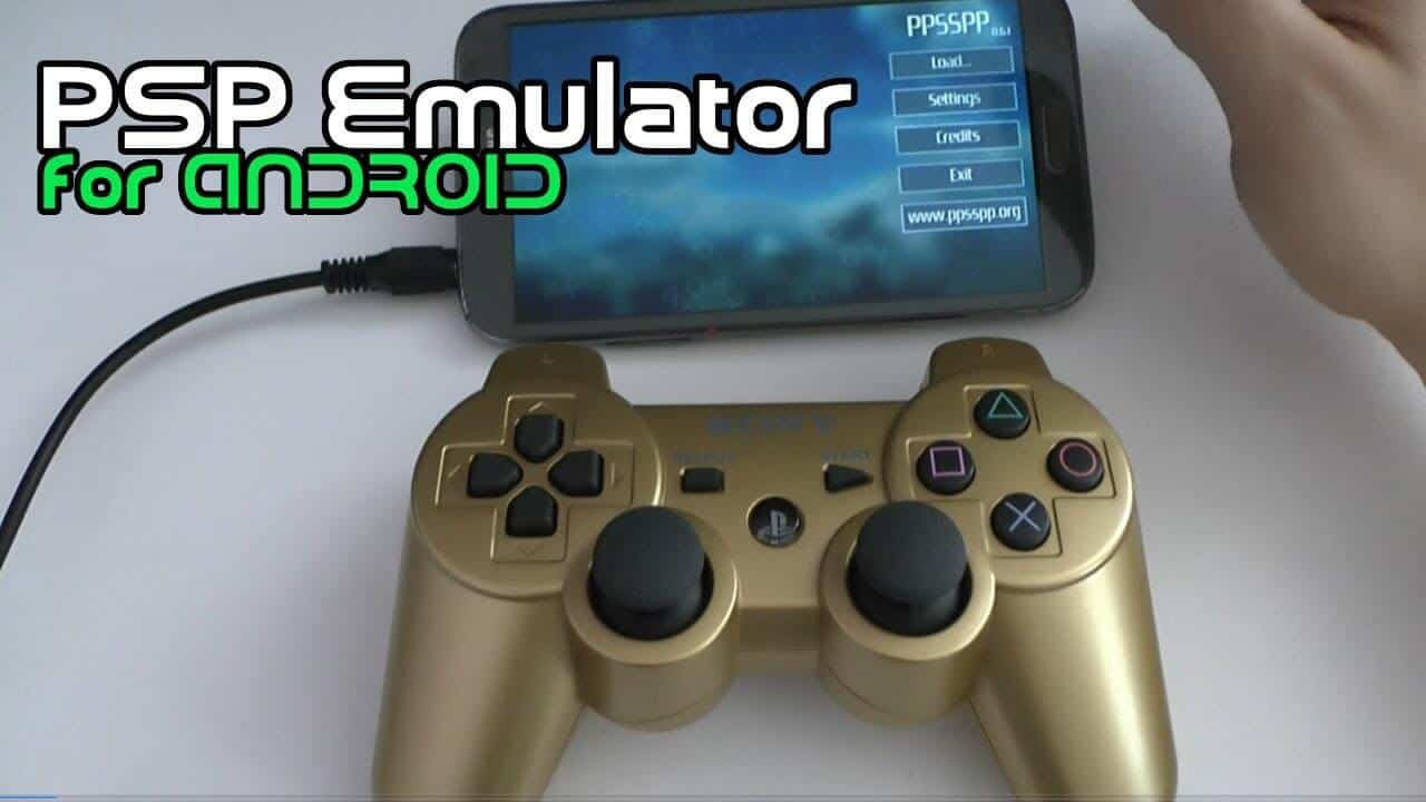 PPSSPP Emulator : PSP emulator for Android