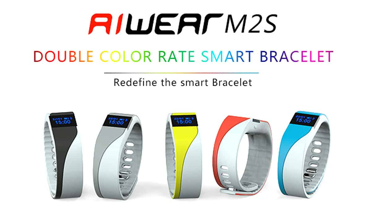Aiwear M2S Bluetooth Smart Watch