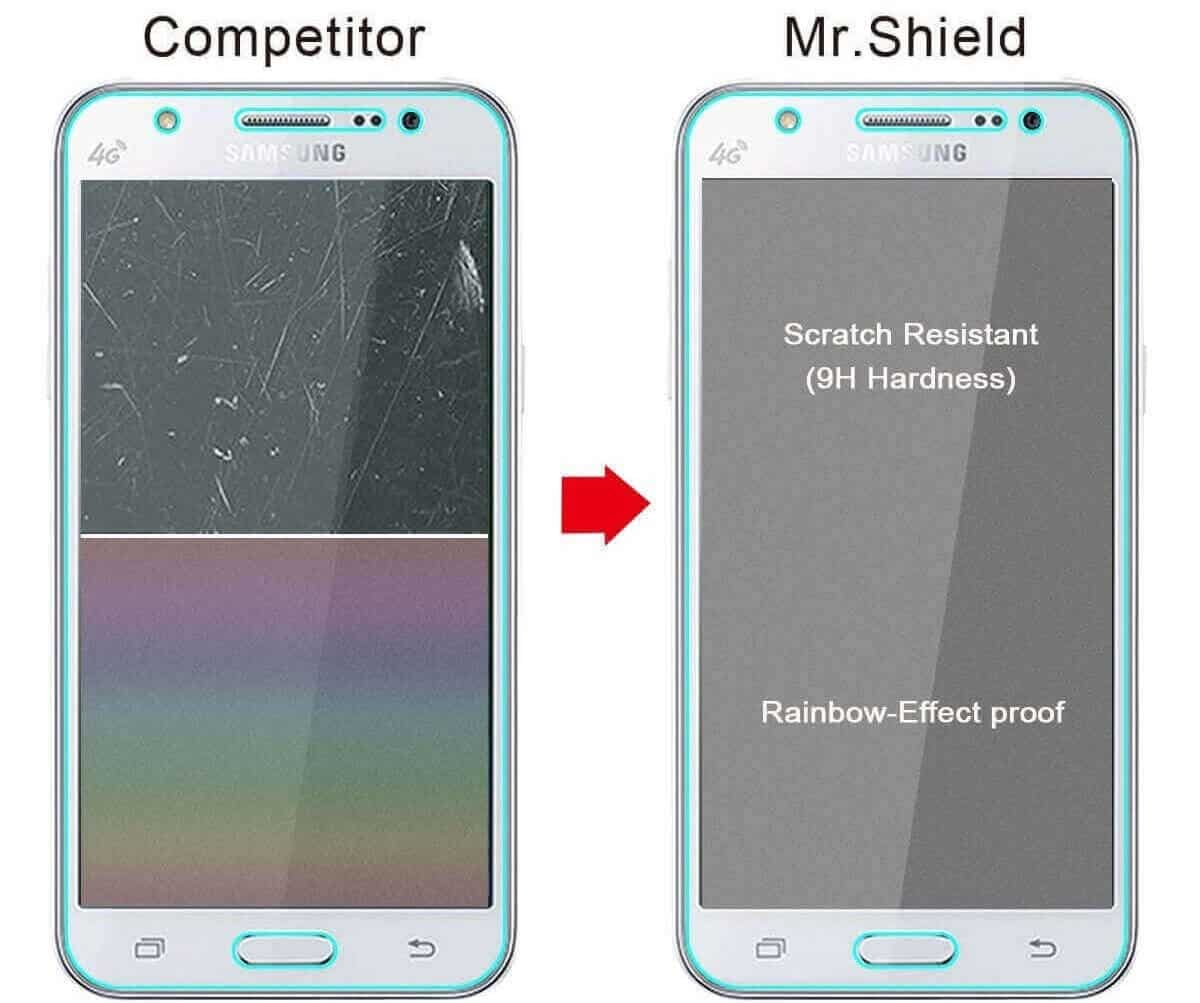 Mr Shield For Samsung Galaxy J7 2016