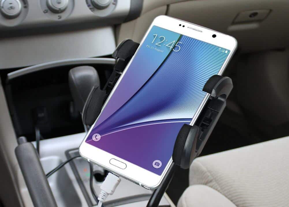 Smartphone Car Mount Holder for Galaxy S7