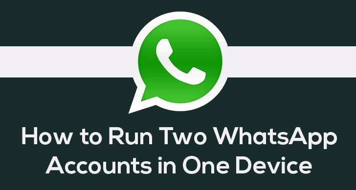 use multiple whatsapp accounts