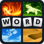 4 Pics 1 Word Android game