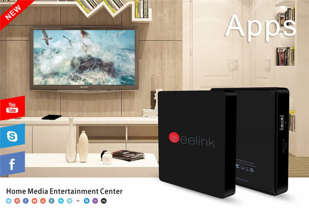 Photo of Beelink MINI MXIII II with 4K support, Quad Core and Android 6.0 TV Box