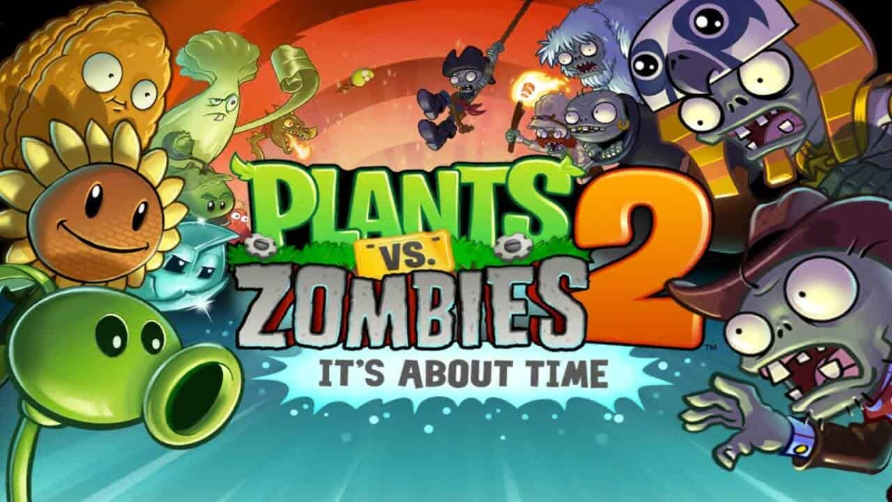 plants vs zombiers