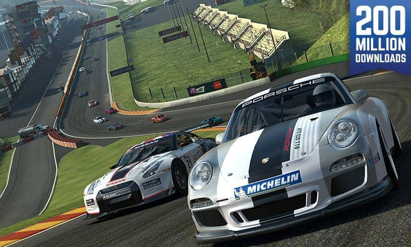 real racing 3 for note 7