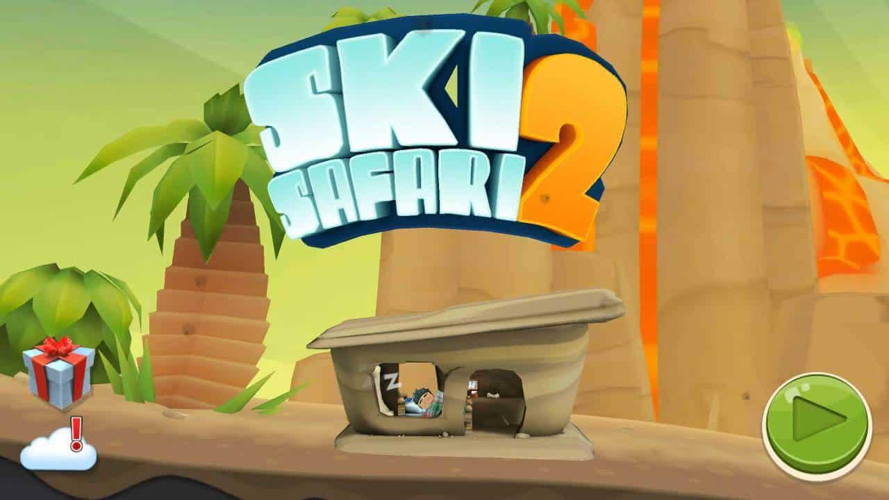 ski safari 2 game