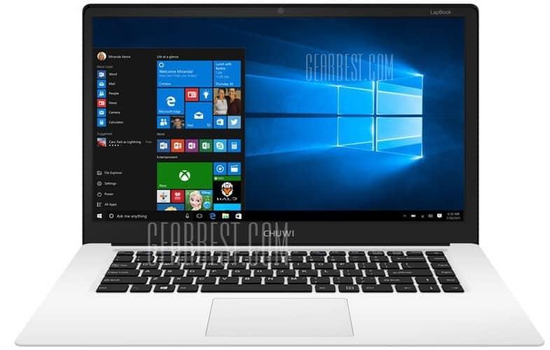 CHUWI LapBook flash sale
