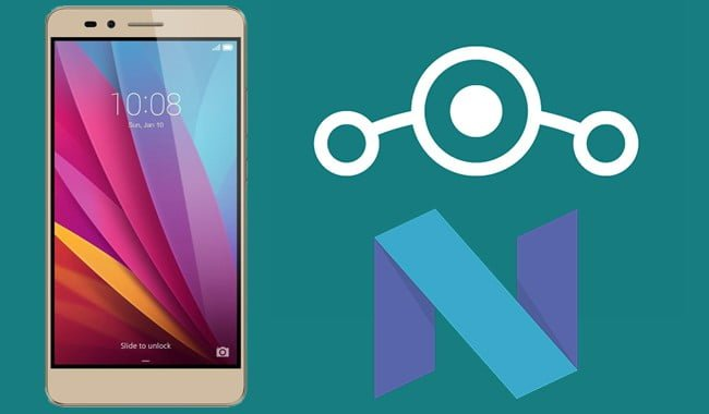 Download LineageOS Rom Install