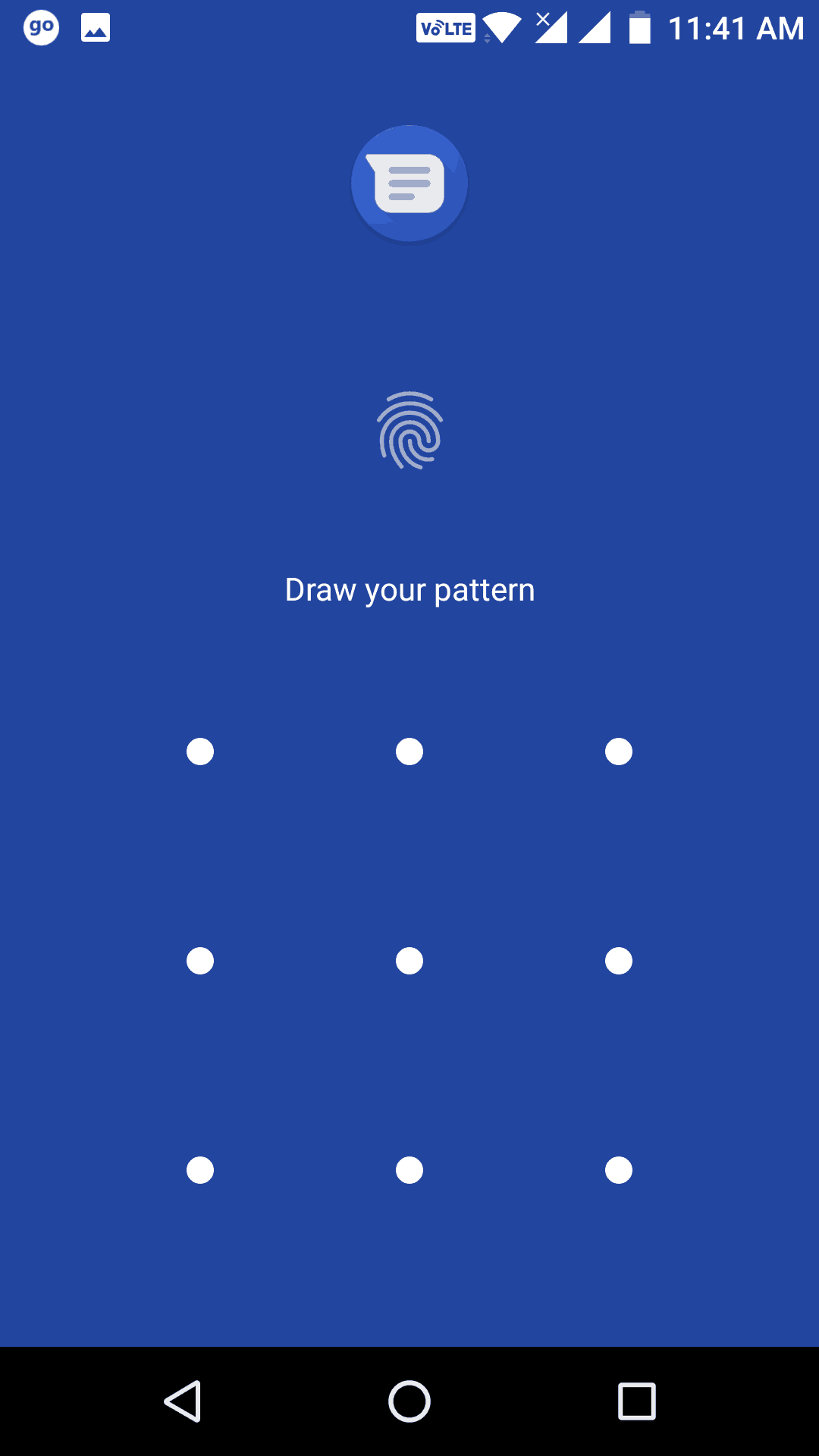 Unlock app LG G6