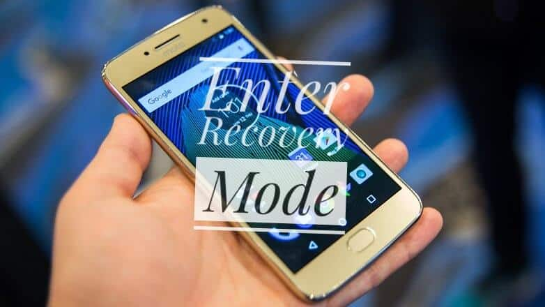 Photo of How to Enter Recovery Mode on Moto G5 Plus