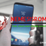Nemesis: The best Custom Rom for Samsung Galaxy S8+