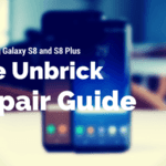 Learn how to repair/unbrick Samsung Galaxy S8/S8+ using stock firmware