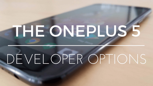 enable developer options oneplus 5