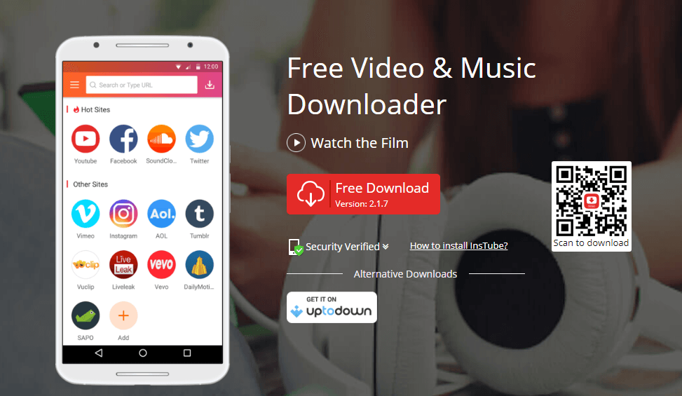 InsTube video downloader review