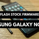 unbrick Samsung Galaxy Note 8 with stock firmware