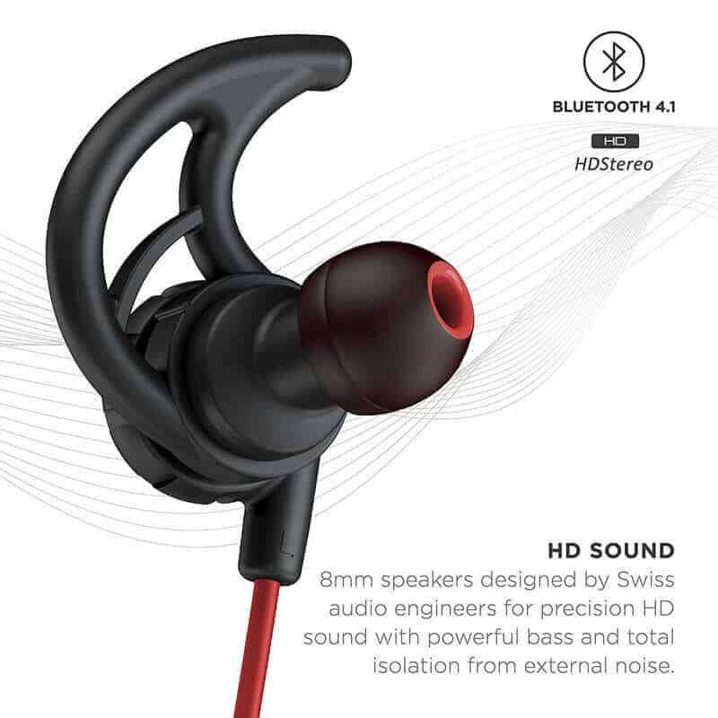 Waterproof phone case earphones - headphone case round