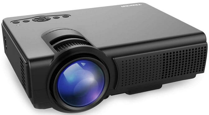 Photo of TENKER Q5 Is An Affordable LED Mini Projector That Upscales To 1080p Resolution