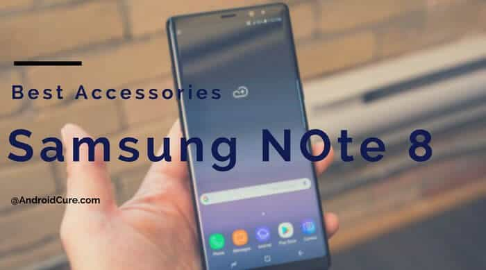 Photo of 12 BEST Accessories for Samsung Galaxy Note 8