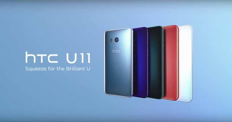 HTC-U11-128GB