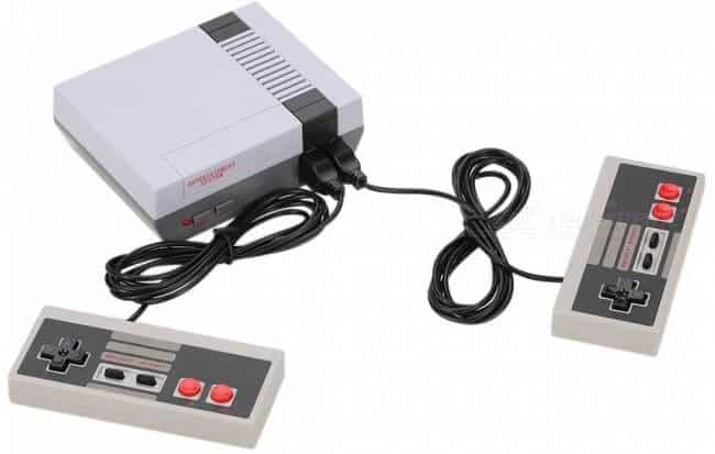 NES_Recreation_Video_Game_Console