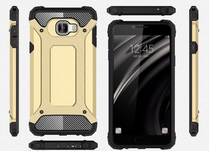 Commando Armor case Galaxy C7