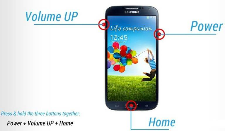 Photo of How to enter Samsung Galaxy S4 Recovery Mode
