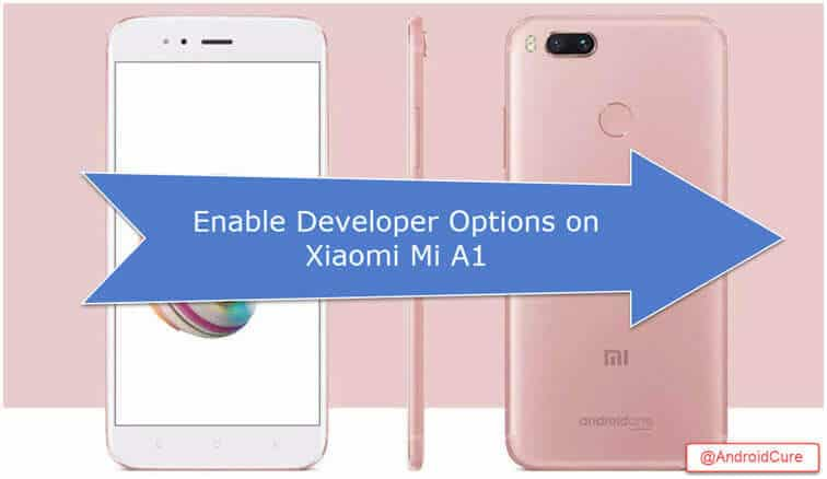 Mi A1 developer options enable