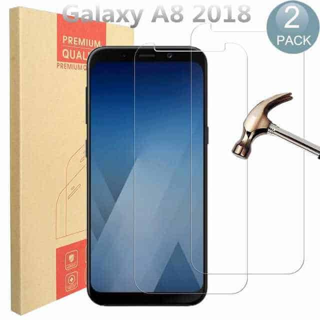PULEN Screen protector Galaxy A8 2018