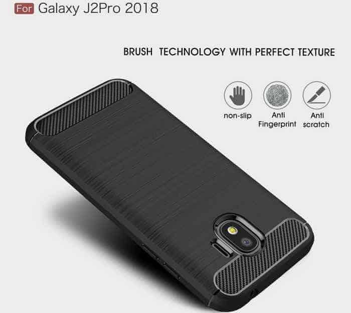 Suensan Protective case galaxy j2 pro