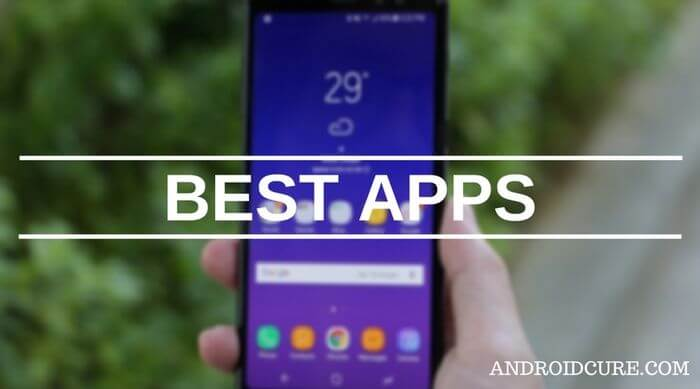 best apps samsung galaxy a8