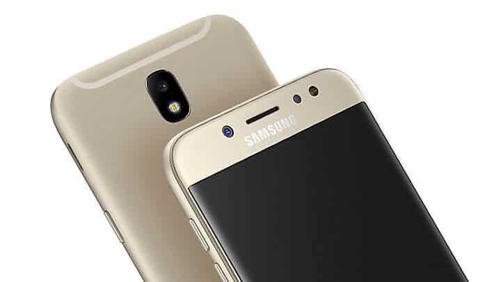 Developer Options and USB Debugging Samsung Galaxy J7 Pro