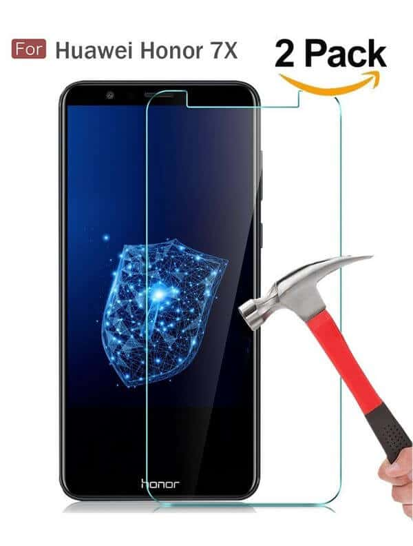 tempered glass honor 7x